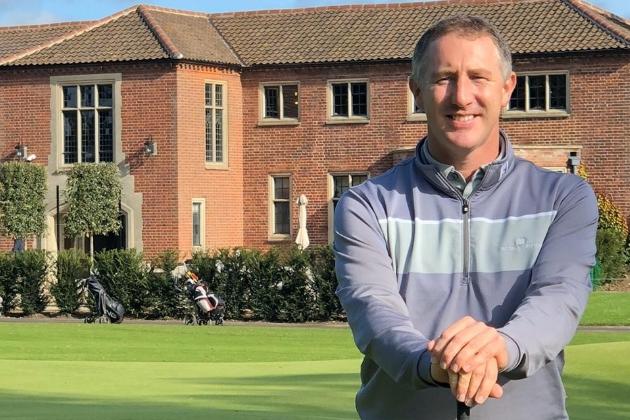 Neil Lythgoe Royal Norwich Director of Golf