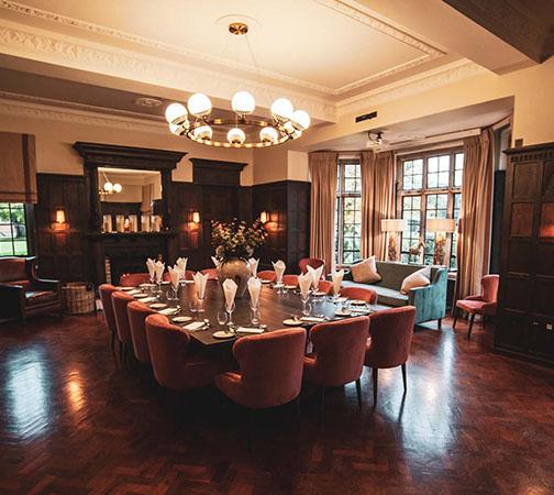 The Colman Room - interior
