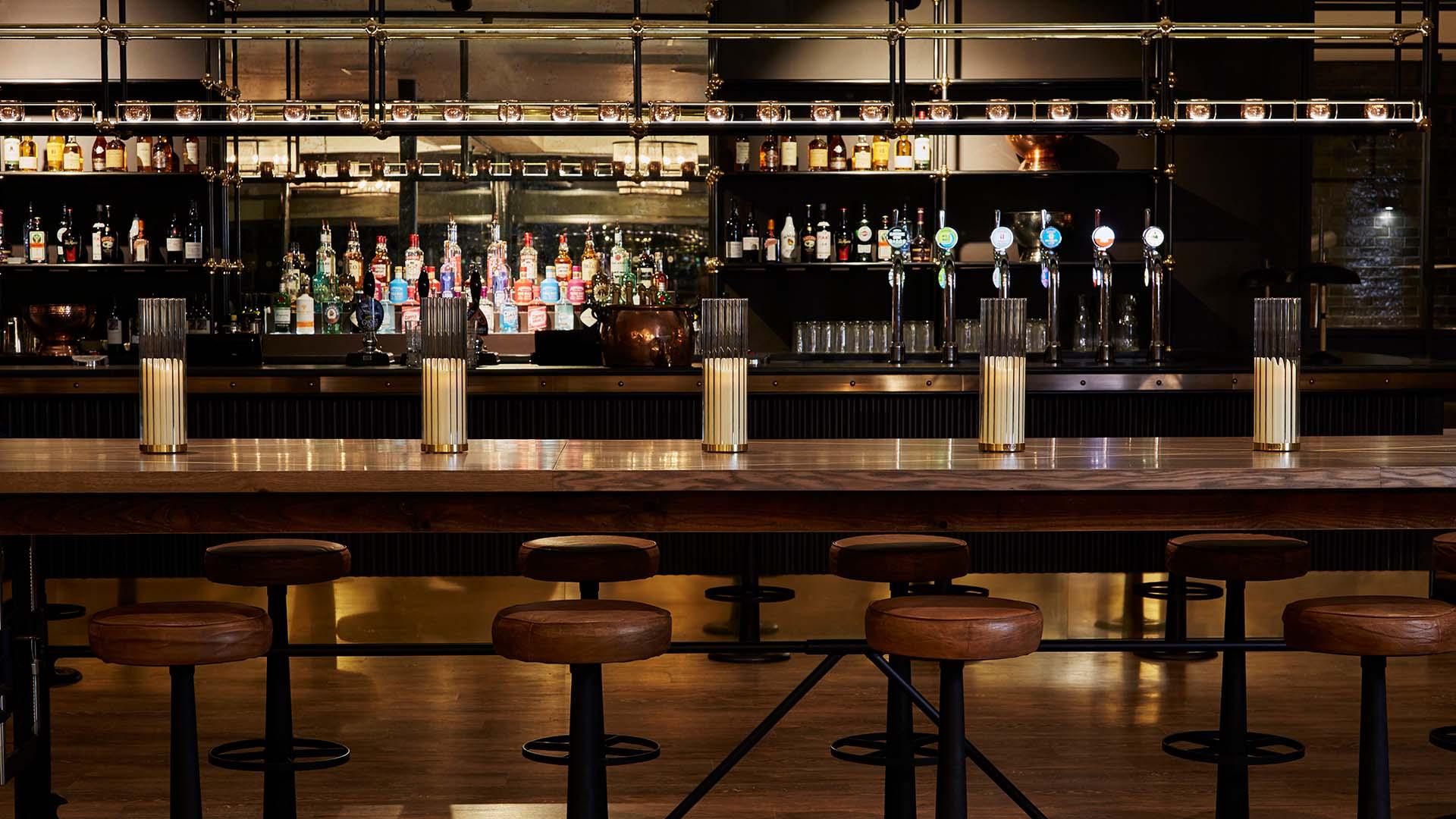 Bar at Royal Norwich