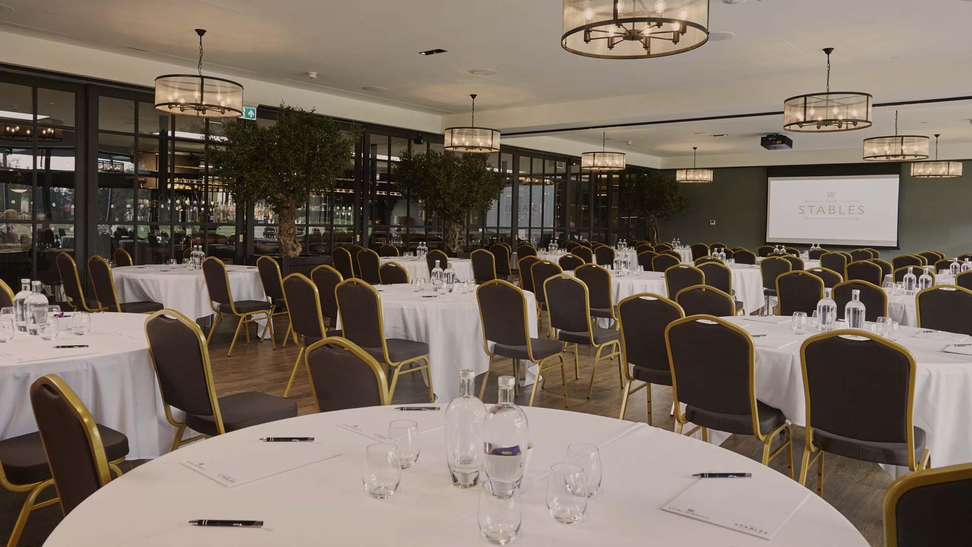 Conference venue hire