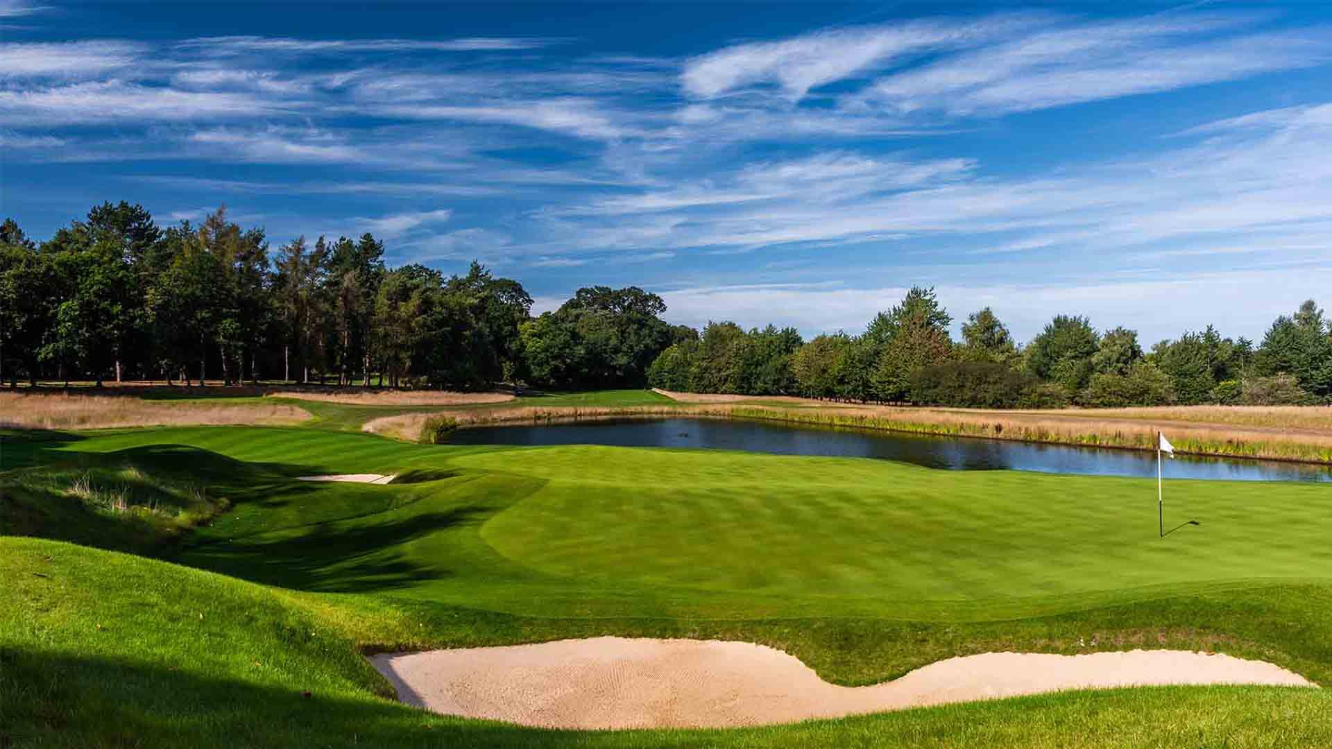 Royal Norwich Golf Course