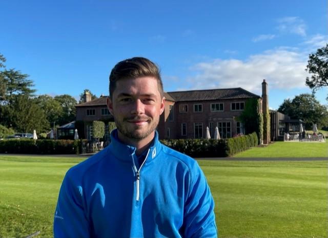 Charlie Bright, Golf Pro, Royal Norwich
