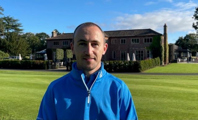 Lloyd Jones, Golf Pro, Royal Norwich