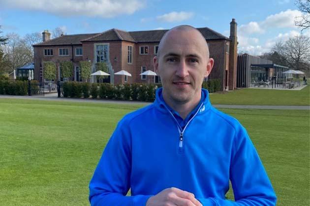 Lloyd Jones - Golf pro