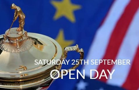 Ryder Cup Open Day