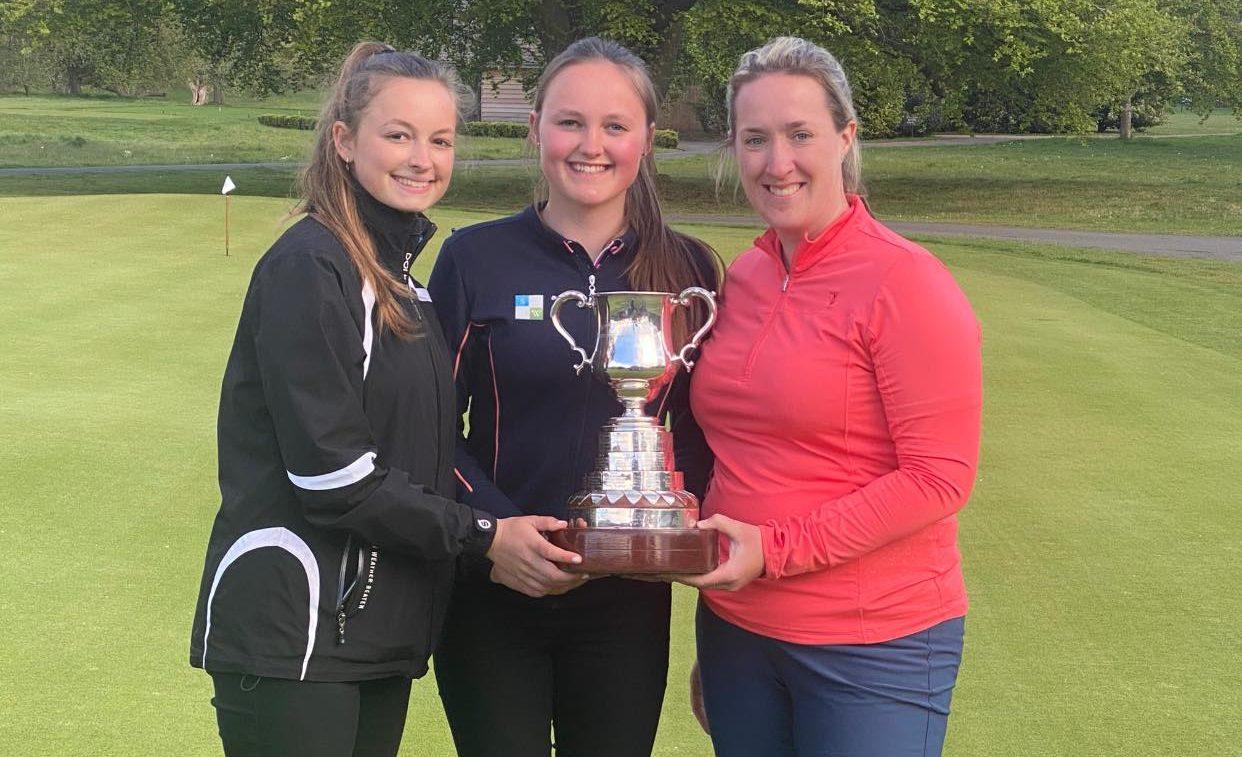 women trophy